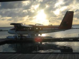 I trasporti alle Maldive