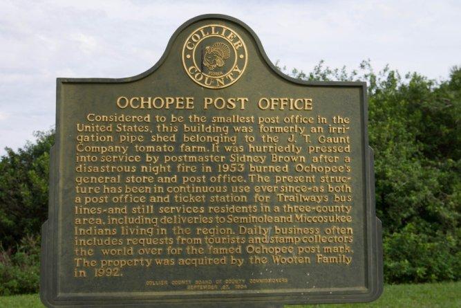 Ochopee
