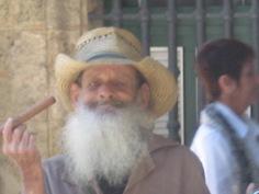 L'uomo coL Sigaro