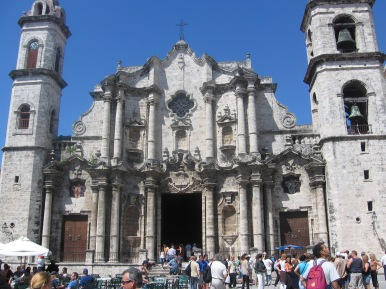 Cattedrale di L'Avana