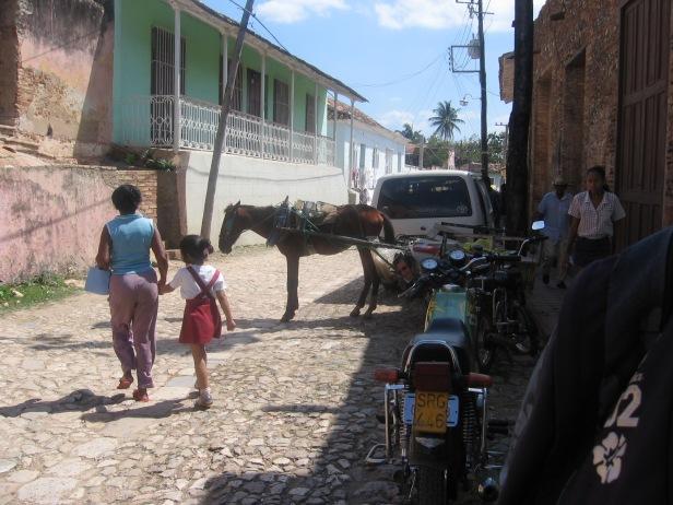 Per le strade di Trinidad