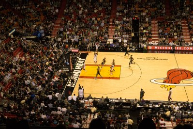 Azione di Gioco NBA