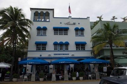 Hotel in Ocean Drive