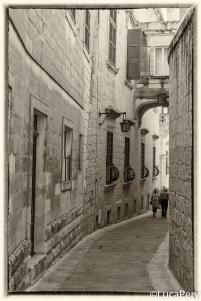 Per le strade di Mdina