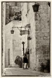 Entering the Mdina