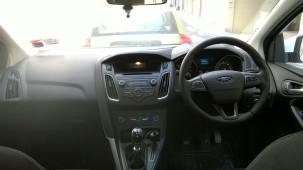 Interno della nostra auto