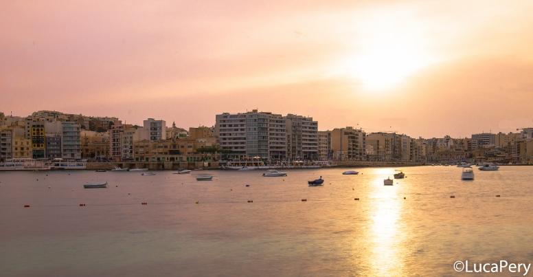 tramonto maltese