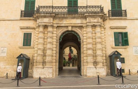 Guardie a Piazza st. Georg