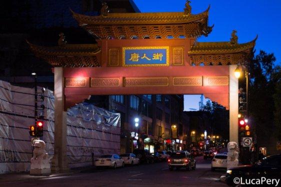 Montreal China Town
