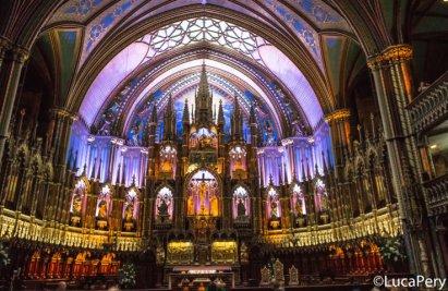 Basilica di Montreal