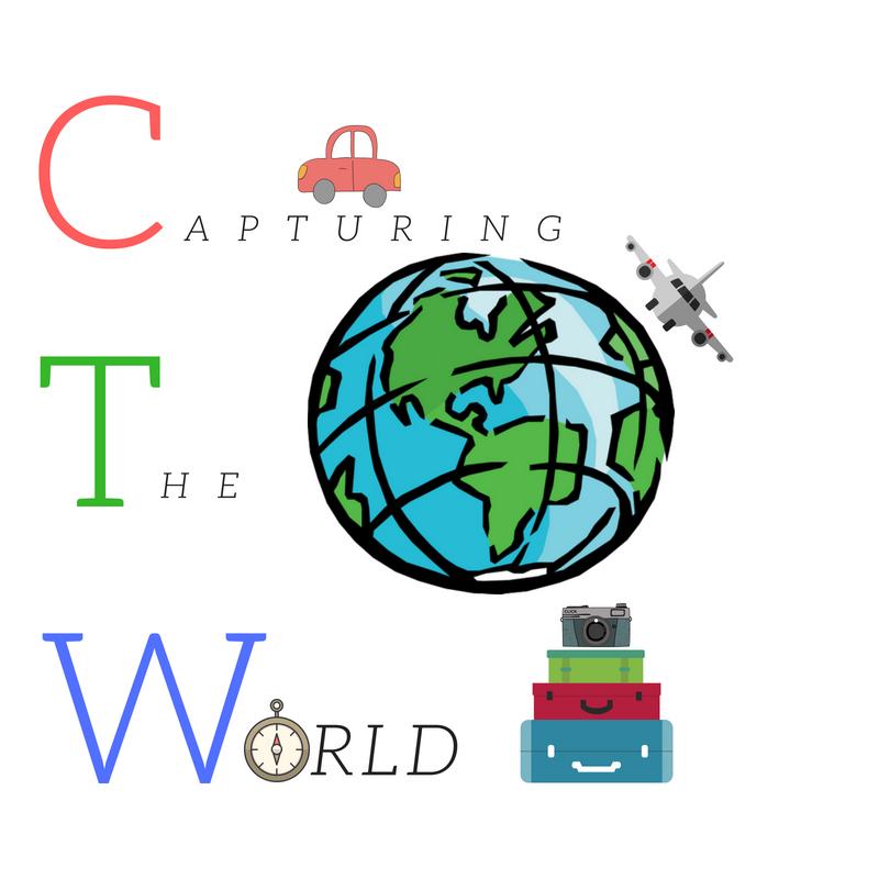 Capturing the world Logo